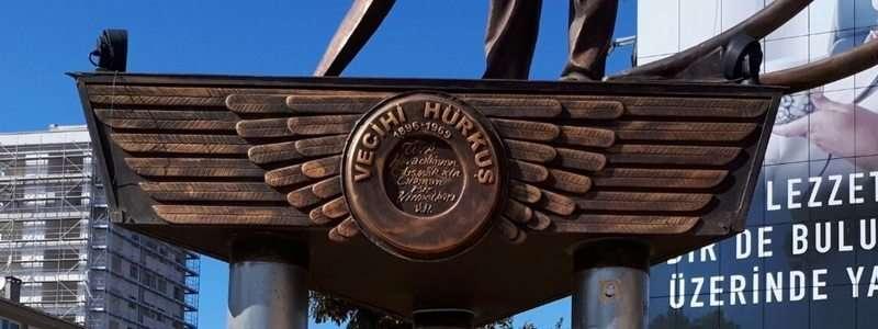 Vecihi Hürkuş Anıtı