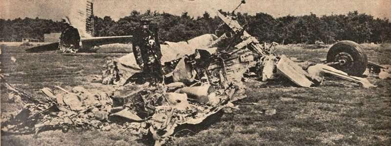 Uçak Kazası!