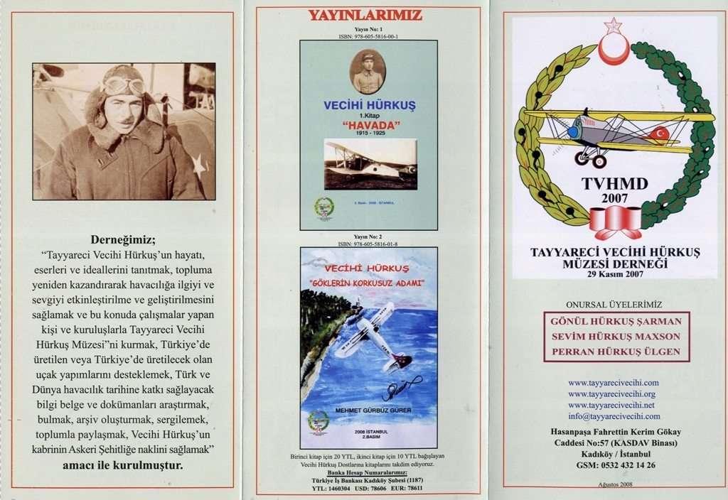 TVHMD Broşür a