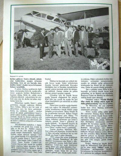 2003, Dergi MİLAS SANAYİ VE TİCARET ODASI b