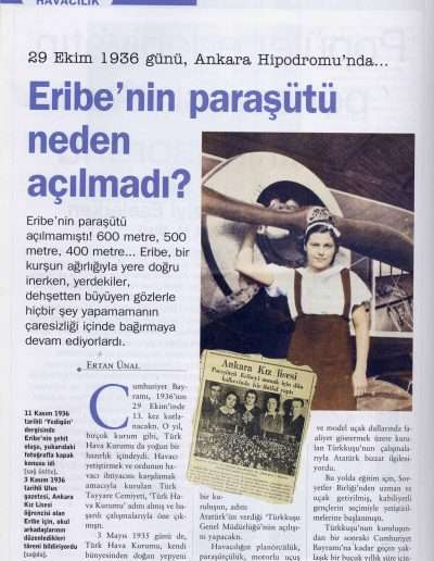 Ekim 2006, Dergi POPÜLER TARİH b