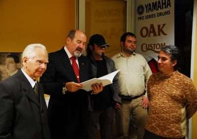 29 Kasım 2007, TVHMD Kuruluş Günü