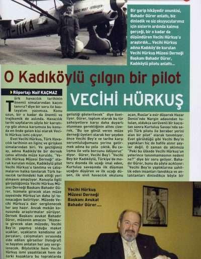 Ocak 2008, Dergi BİZİM KADIKÖY b