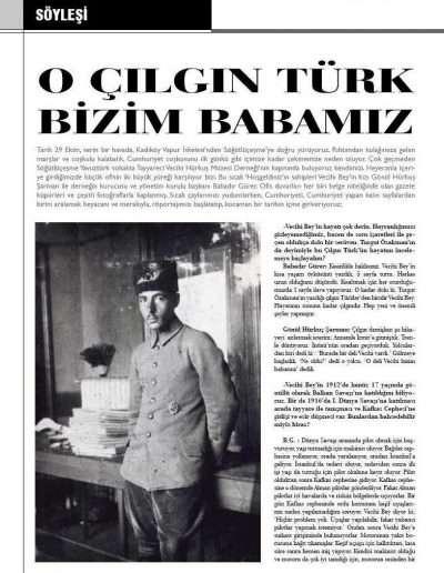 Kasım 2009, Dergi KOKPİTTEN BAKIŞ c