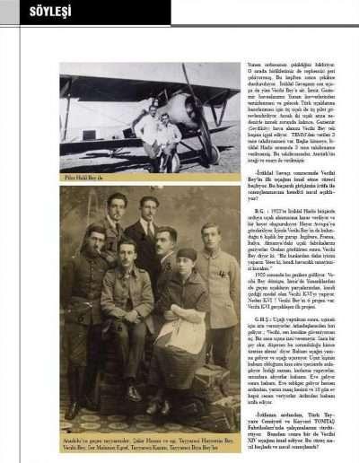 Kasım 2009, Dergi KOKPİTTEN BAKIŞ e