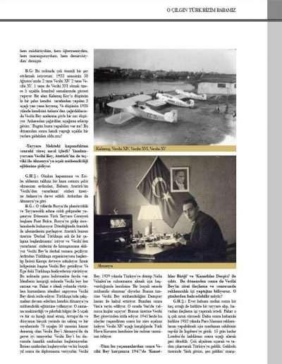 Kasım 2009, Dergi KOKPİTTEN BAKIŞ h