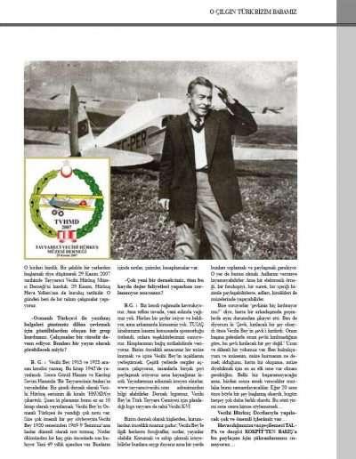 Kasım 2009, Dergi KOKPİTTEN BAKIŞ j
