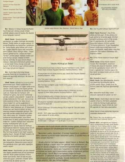 18 Haziran 2010, Dergi MÜŞKÜLPEREST c