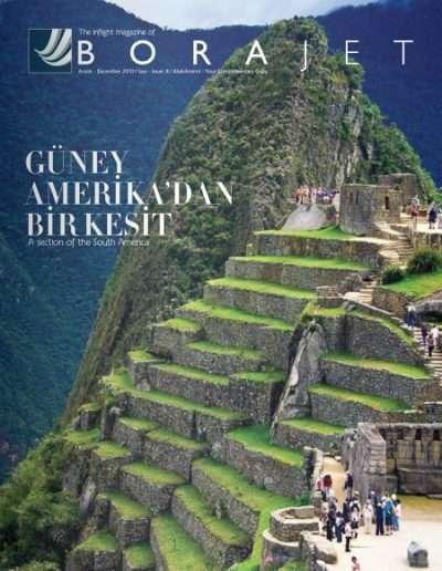 Aralık 2010, Dergi BORAJET a