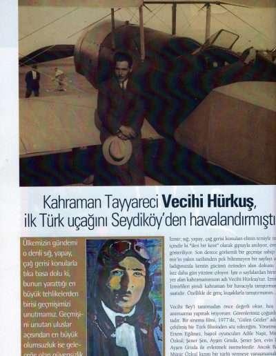 Ocak 2011, Dergi İZMİRLİFE c