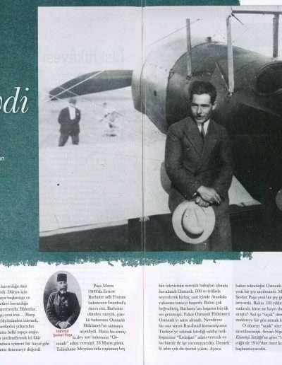 Şubat 2011, Dergi NTV BİLİM a