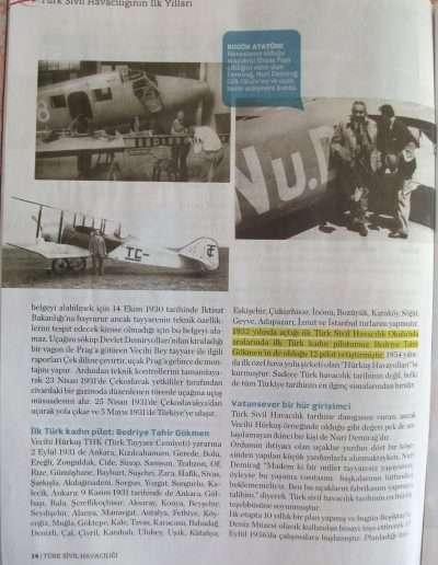 4 Nisan 2011, Dergi TÜRK SİVİL HAVACILIĞI f