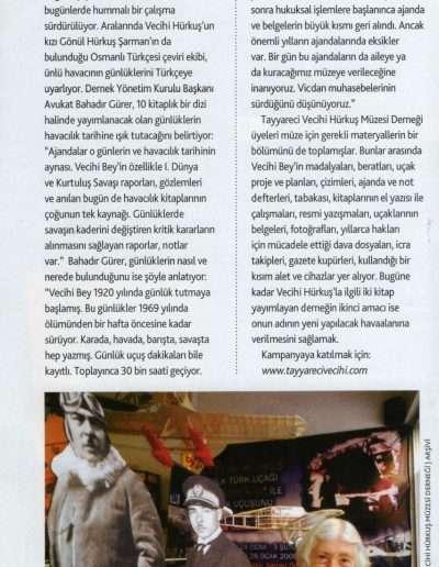 Ağustos 2011, Dergi ATLAS TARİH b