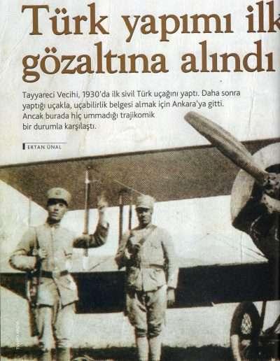 Ağustos 2011, Dergi. ATLAS TARİH c