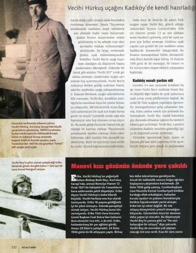 Ağustos 2011, Dergi ATLAS TARİH e