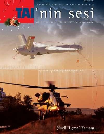 Aralık 2011, Dergi TAİ'NİN SESİ a