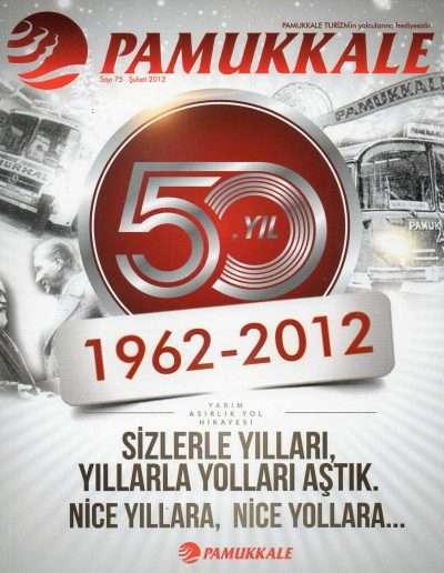 Şubat 2012, Dergi PAMUKKALE a