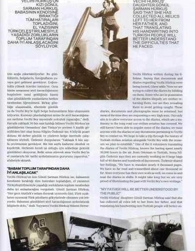 Mart 2012, Dergi TERMİNAL d