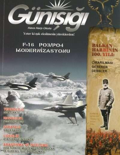 Mart 2013, Dergi GÜN IŞIĞI a