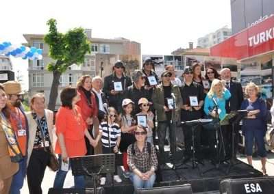 5 Mayıs 2013, Vecihi Hürkuş Anıtı / TURKUAZ