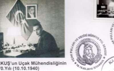 Vecihi Hürkuş Tayyare Makine Mühendisliği Diplomasını Alır…