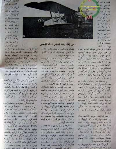 Nisan 1925, Dergi RESİMLİ AY b