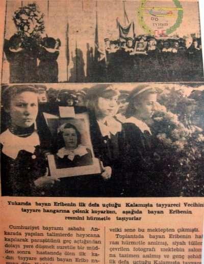 3 Kasım 1936, Şehit Eribe