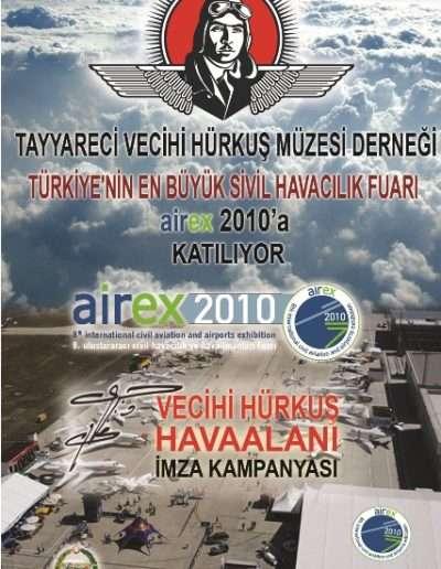 23 Ağustos 2010, AIREX2010