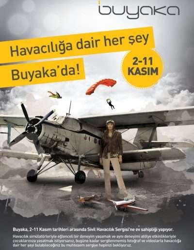 2-11 Kasım 2012, BUYAKA VECİHİ HÜRKUŞ SERGİSİ