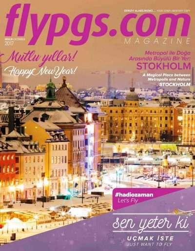 Aralık 2017, Dergi PEGASUS a