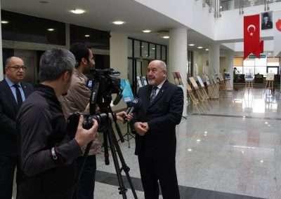 25 Ocak 2018, TEMAD Konferans Anadolu Ajansı