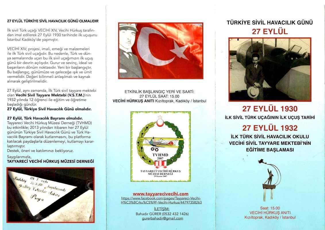 27 Eylül TSHG Broşürü a