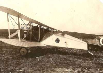 Ocak 1925, Vecihi Hürkuş ve VECİHİ K-VI