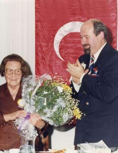 2 Aralık 1993, Sabiha Gökçen