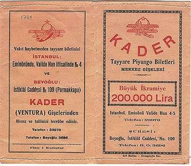 KADER / VECİHİ K-VI