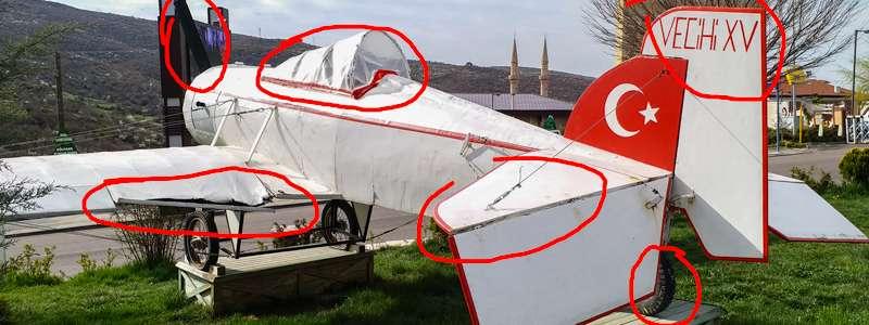Hürkuş'un 79 Yıllık Uçak Öyküsünde Son Perde – Vecihi XV Maketinin Son Durumu