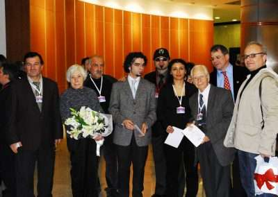 TVHMD - Ahmet Coşkun, Ebru Seyhan, Emre Korkut, Mehmet Gürbüz Gürer, Stuart Kline - 2008_01_28_20-29-16BCG_4064