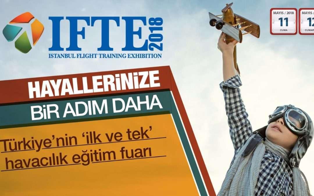 IFTE 2018'de Biz de Varız