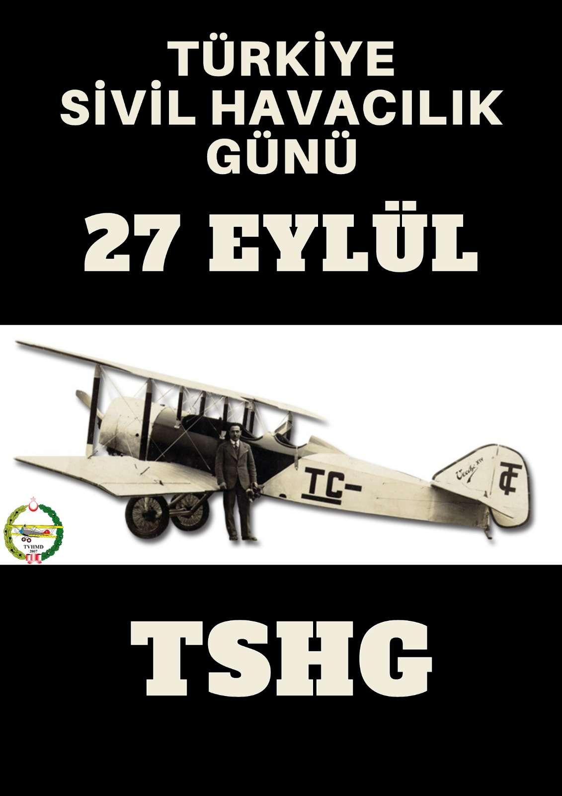 27 Eylül TSHG afiş